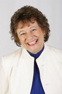 Motivational speaker Sandy Geroux, M.S.